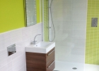 Green Bathroom Design Bristol