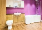 Pink Bathroom Bristol
