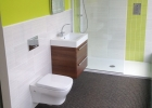 Modern showroom bathroom Bristol