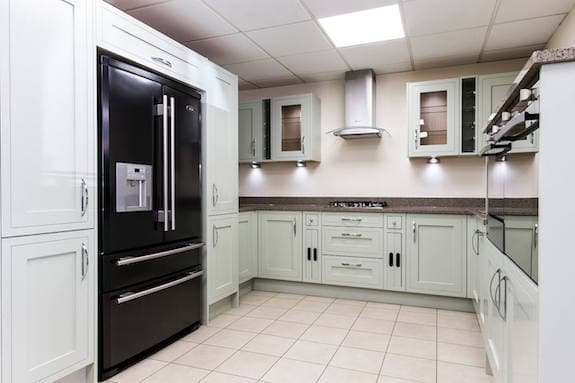 Beau We Also Have A Selection Area That Incorporates Both Bathroom And Kitchen  Tiles, Flooring, Furniture Colours And Worktops.