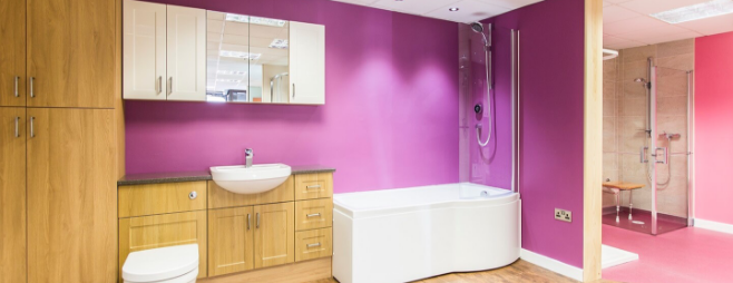 Bespoke Fitted Bathroom Design Service image