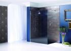Black Contemporary Wet Room