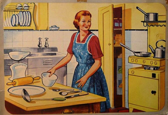20th Century Kitchens