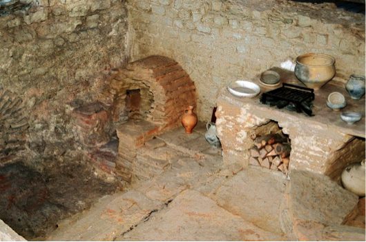 Roman Kitchen