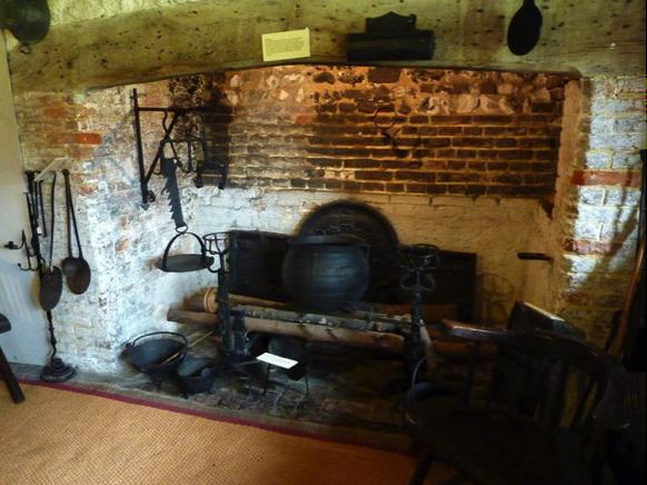 Tudor and Renaissance Kitchens