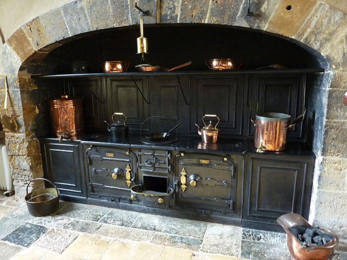 Victorian Kitchens
